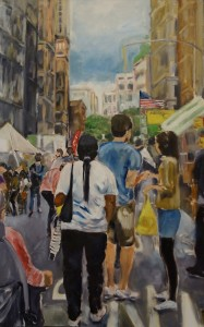 New York Straßenfest